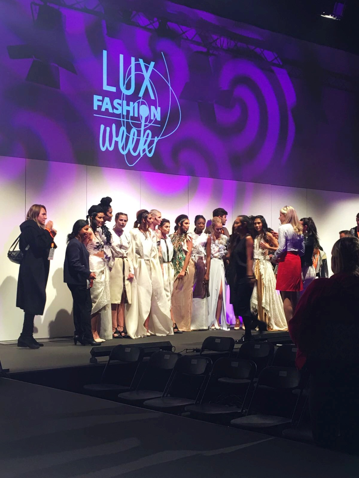 lux fashion week