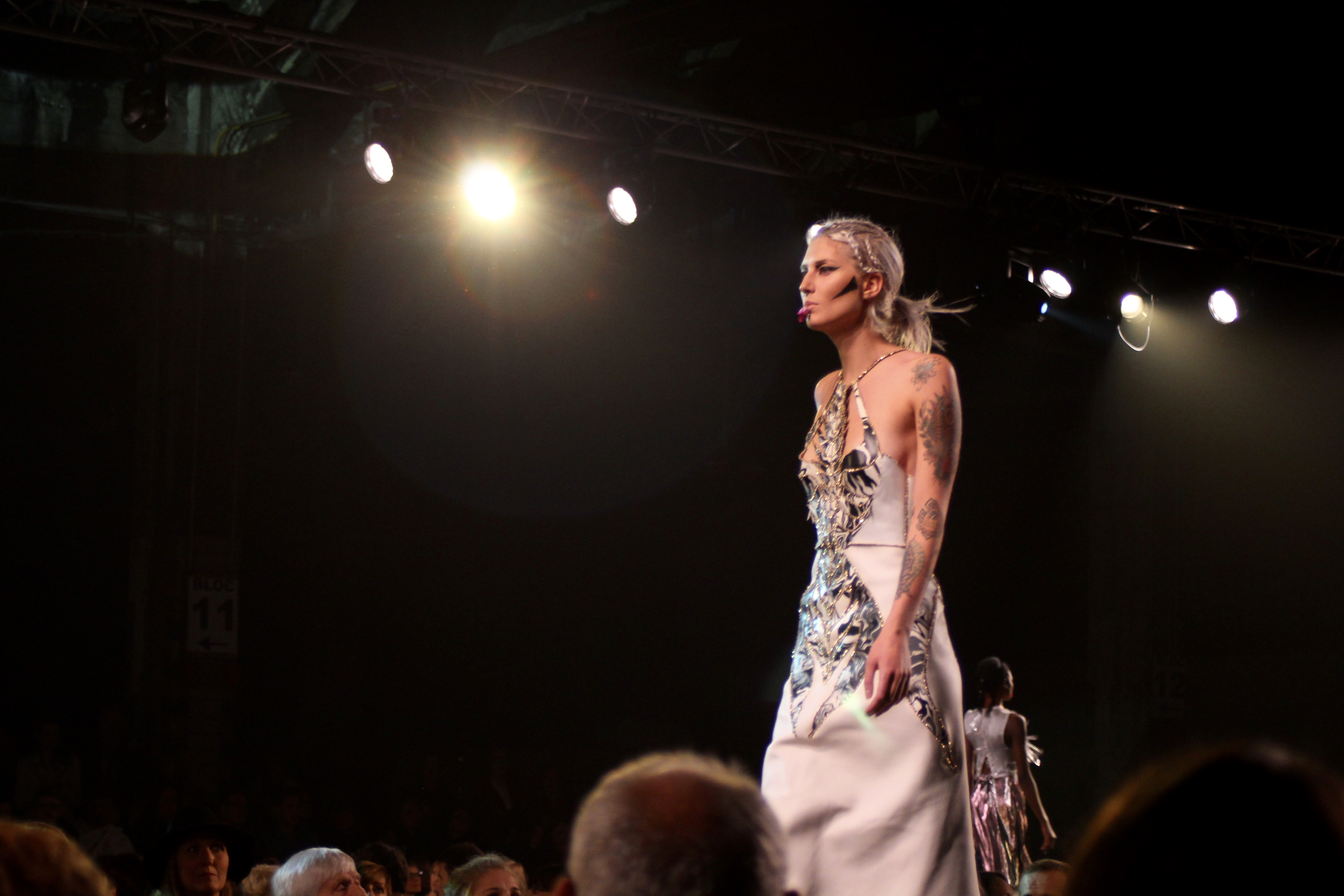 lux fashion week - Feyrouz Ashoura
