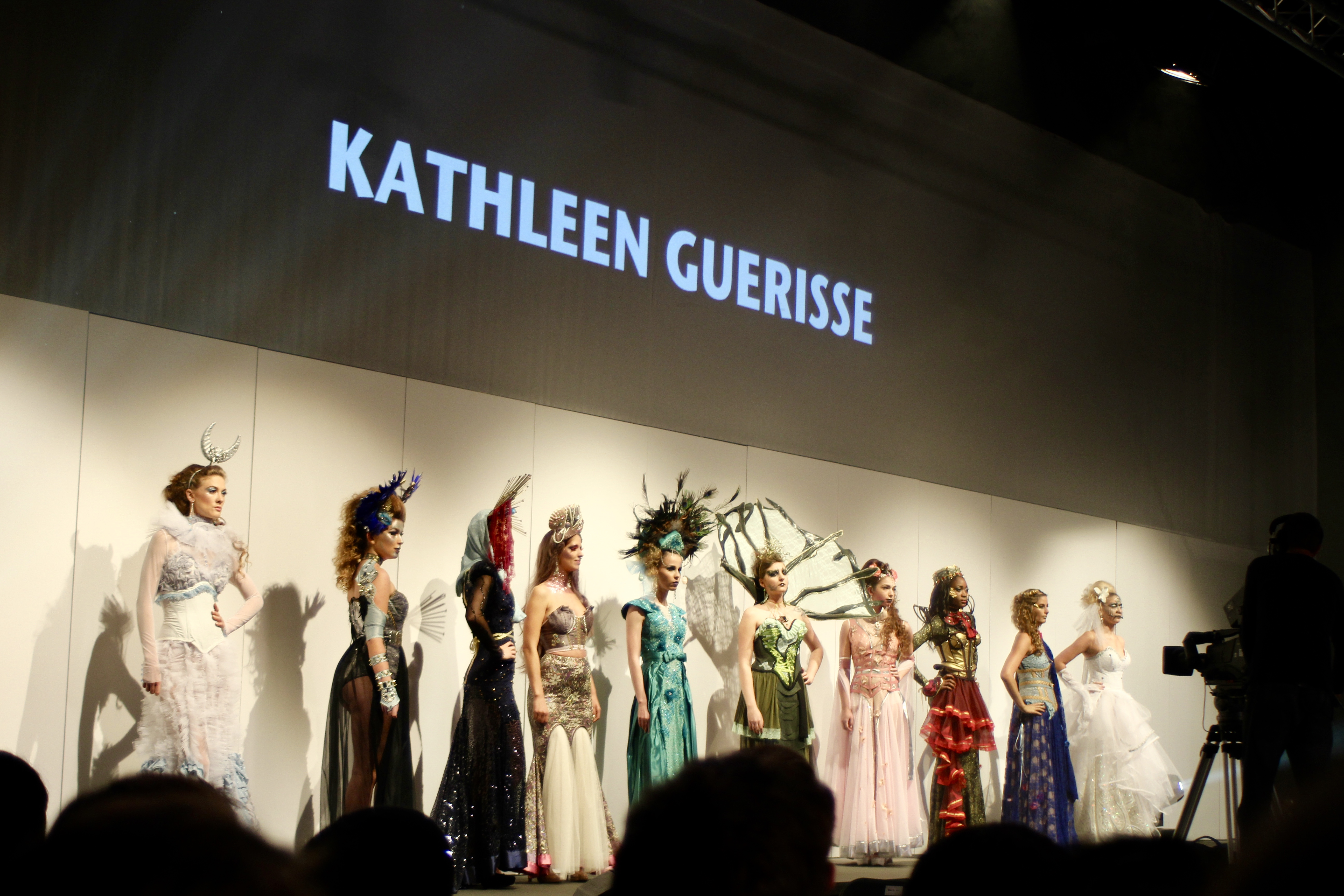 lux fashion week - Kathleen Guerisse