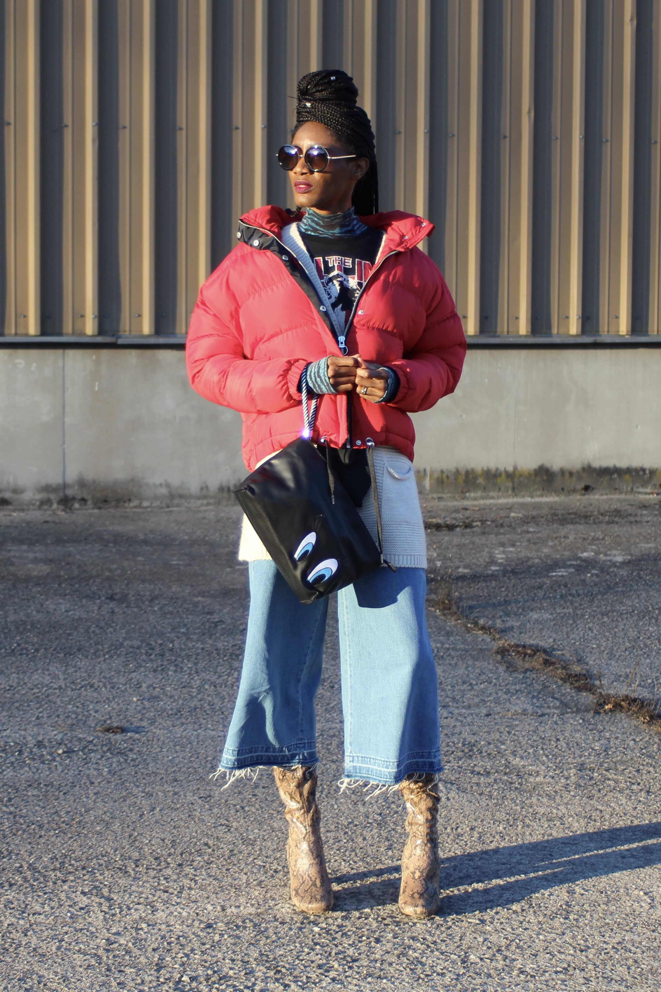 puffer winter layers