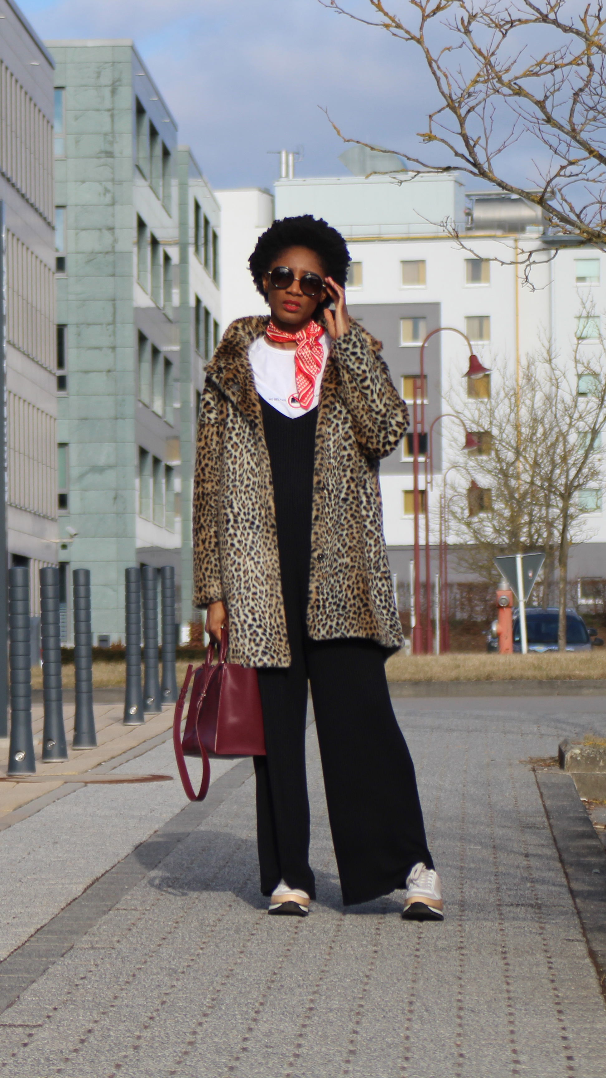 Mixing Basics Statement Coat