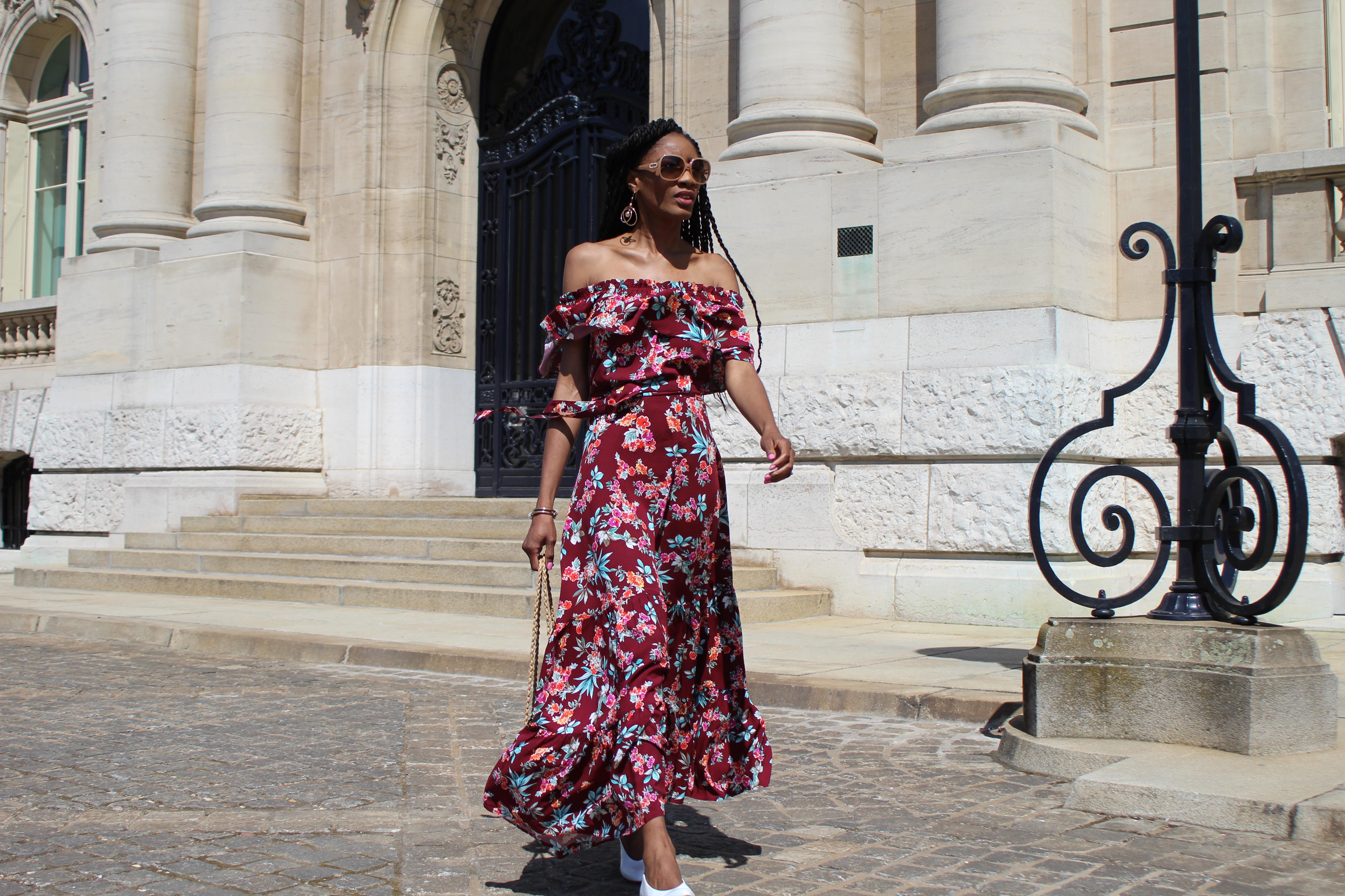 Zaful dress